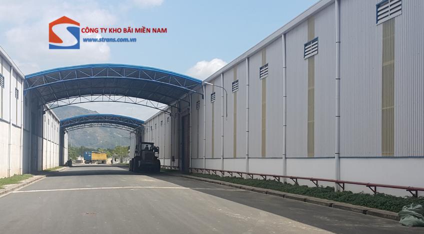 Dịch vụ cho thuê kho tại kcn Long Bình - Biên Hòa - ĐỒng Nai